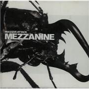 Click here for more info about 'Massive Attack - Mezzanine'
