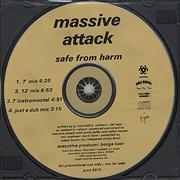 Click here for more info about 'Massive Attack - Safe From Harm'