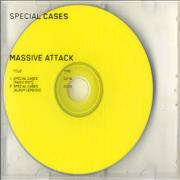 Click here for more info about 'Massive Attack - Special Cases'