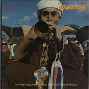 Master Musicians Of Jajouka The Primal Energy That Is The Music And Ritual Of Jajouka, Morocco USA vinyl LP