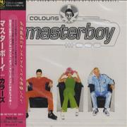 Click here for more info about 'Masterboy - Colours'