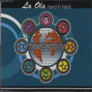 Click here for more info about 'Masterboy - La Ola Hand In Hand'
