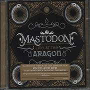 Click here for more info about 'Mastodon - Live At The Aragon'