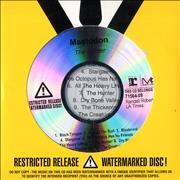 Click here for more info about 'Mastodon - The Hunter - Promotional CD-R Acetate'