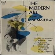 Click here for more info about 'Mat Mathews - The Modern Art Of Jazz - Volume 2'