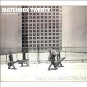 Click here for more info about 'Matchbox 20 - Exile On Mainstream'