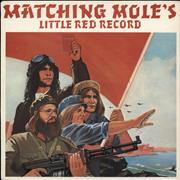 Click here for more info about 'Matching Mole - Matching Mole's Little Red Record - 1st'
