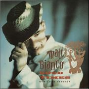 Click here for more info about 'Matt Bianco - Good Times (New Long Version)'