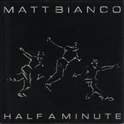Click here for more info about 'Matt Bianco - Half A Minute'