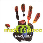 Click here for more info about 'Matt Bianco - Macumba - Paper label'
