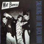 Click here for more info about 'Matt Bianco - Sneaking Out The Back Door'