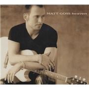 Click here for more info about 'Matt Goss - Heaven'