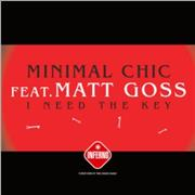 Click here for more info about 'Matt Goss - I Need The Key'