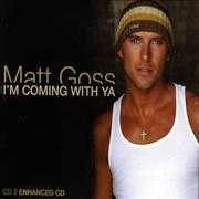 Click here for more info about 'Matt Goss - I'm Coming With Ya - CD2'