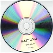 Click here for more info about 'Matt Goss - The Album'