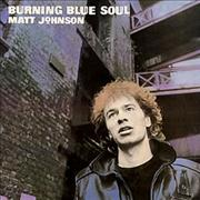 Click here for more info about 'Matt Johnson - Burning Blue Soul - 2nd issue'