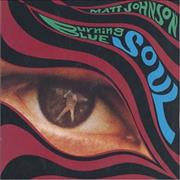 Click here for more info about 'Matt Johnson - Burning Blue Soul - 1st'