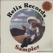 Click here for more info about 'Matt Kelly - Relix Records Sampler'