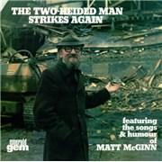 Click here for more info about 'Matt McGinn - The Two-Heided Man Strikes Again'