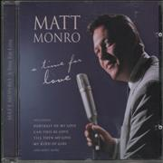 Click here for more info about 'Matt Monro - A Time For Love'