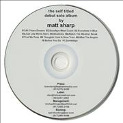 Click here for more info about 'Matt Sharp - Matt Sharp'