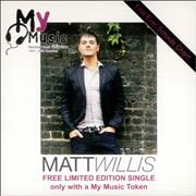 Click here for more info about 'Matt Willis - Ex-Girlfriend'