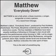 Click here for more info about 'Everybody Down'