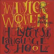 Click here for more info about 'Matthew Friedberger - Winter Women / Holyghost Language School'