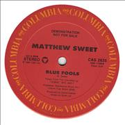 Click here for more info about 'Matthew Sweet - Blue Fools'