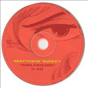 Click here for more info about 'Matthew Sweet - Girlfriend'