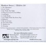Matthew Sweet Vinyl Record Matthew Sweet Cd Music