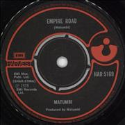 Click here for more info about 'Matumbi - Empire Road'