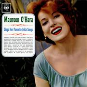 Click here for more info about 'Maureen O'Hara - Sings Her Favourite Irish Songs'