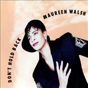 Click here for more info about 'Maureen Walsh - Don't Hold Back'