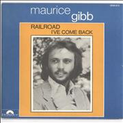 Click here for more info about 'Maurice Gibb - Railroad'
