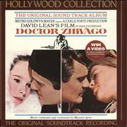 Click here for more info about 'Maurice Jarre - Doctor Zhivago + Poster'