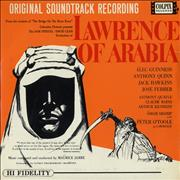 Click here for more info about 'Maurice Jarre - Lawrence Of Arabia - 4 Prong'
