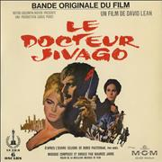 Click here for more info about 'Maurice Jarre - Le Docteur Jivago EP - Injection Moulded'