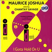 Click here for more info about 'Maurice Joshua - I Gotta Hold On U'