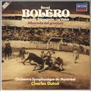 Click here for more info about 'Maurice Ravel - Bolero / Rapsodie Espagnole • La Valse / Alborada Del Gracioso'