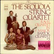 Click here for more info about 'Maurice Ravel - Quartet in F major / Quartet No. 3'