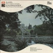 Click here for more info about 'Maurice Ravel - Ravel: Piano Concerto In G Major / Rachmaninov: Piano Concerto No. 4 In G Minor'