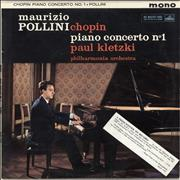 Click here for more info about 'Maurizio Pollini - Chopin: Piano Concerto No. 1 in E Minor, Op.11'