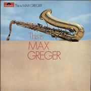 Click here for more info about 'Max Greger - This Is Max Greger'