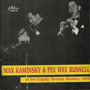 Click here for more info about 'Max Kaminsky - Max And Pee Wee At The Copley Terrace'