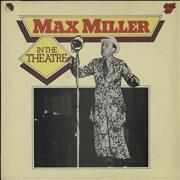 Click here for more info about 'Max Miller - In The Theatre'