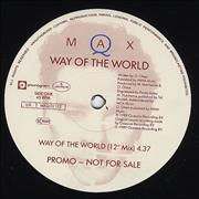 Click here for more info about 'Max Q - Way Of The World'