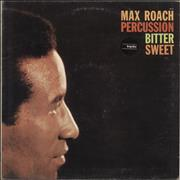 Click here for more info about 'Max Roach - Percussion Bitter Sweet'