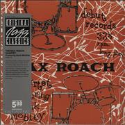 Click here for more info about 'Max Roach - The Max Roach Quartet Featuring Hank Mobley - Sealed'