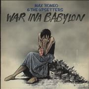 Click here for more info about 'War Ina Babylon - Test Pressing'